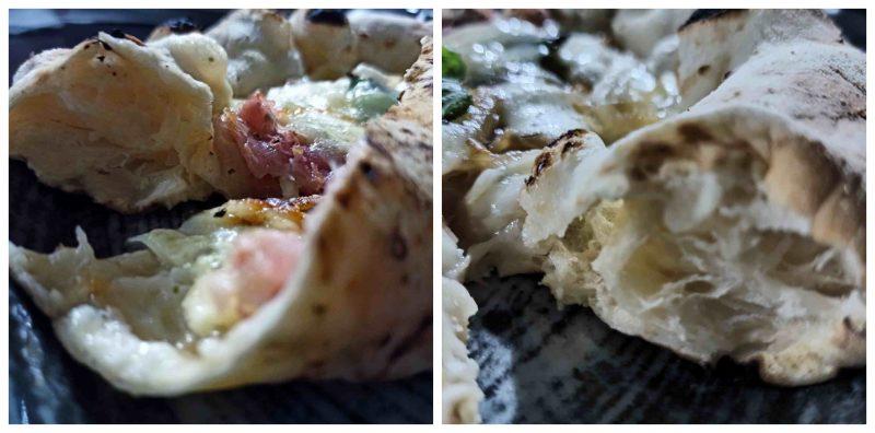 Pizzeria Tavano - cottura e lievitazione'