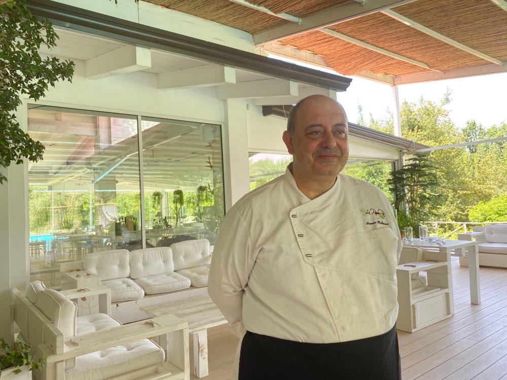 Relais La Pampa - Chef Antonio Palmieri