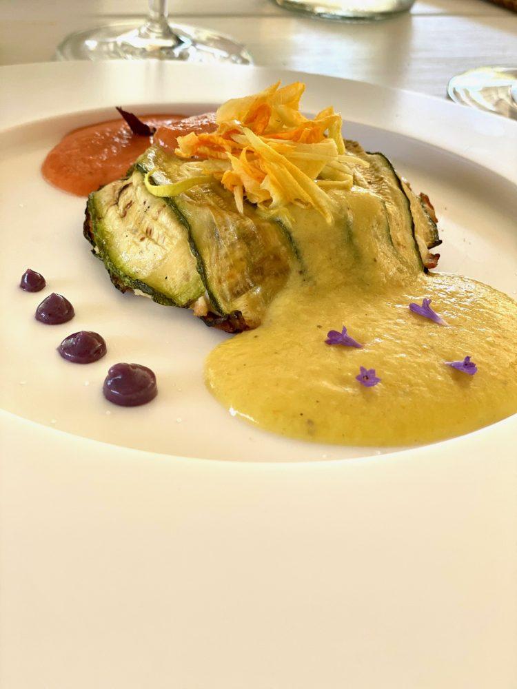 Relais La Pampa - Tortino di zucchine