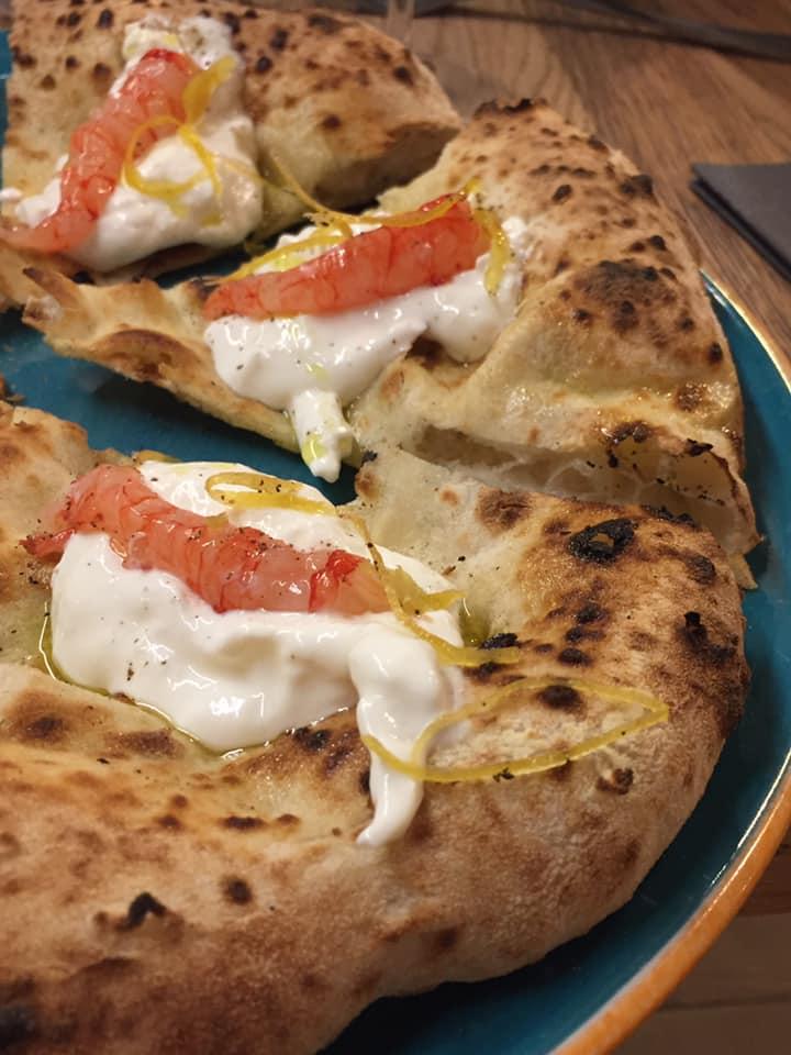 S. Isidoro Pizza e Bolle, 'A Mazara', dettaglio