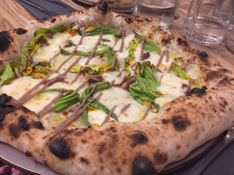 S. Isidoro Pizza e Bolle, la Fiori e Alici