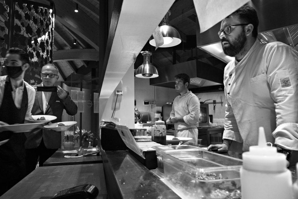 Syrah - Cucina e Sala