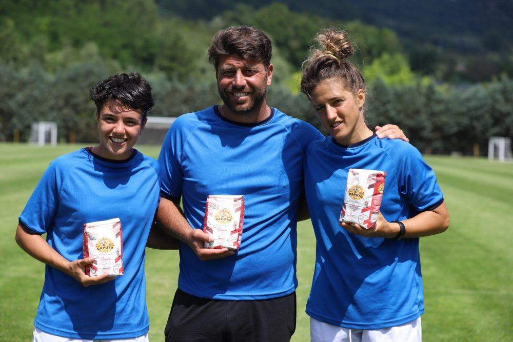 Mulino Caputo da serie A, sponsor del Napoli Femminile
