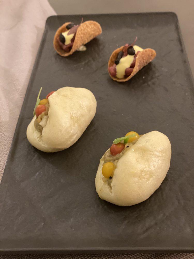 Casa Palladino Enosteria Contemporanea - Tacos e mini Bao. Chef Pingue