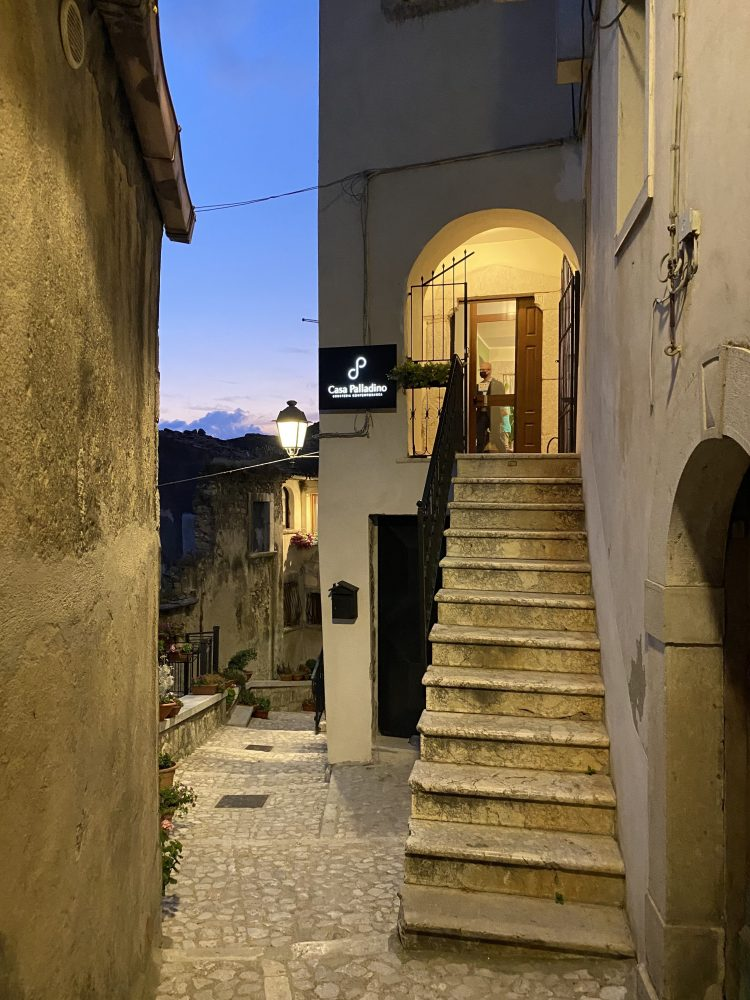 Casa Palladino Enosteria Contemporanea - ingresso