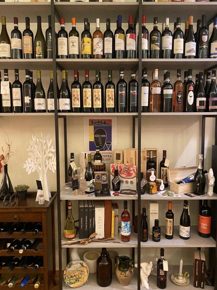 Casa Palladino Enosteria Contemporanea - vini