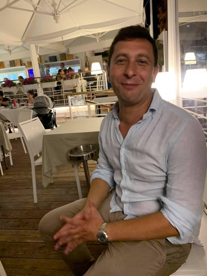Casamare - Il Patron Mario La Mura