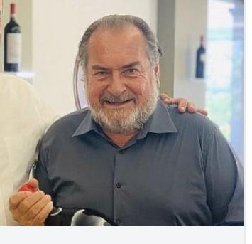 L'enologo francese Michel Rolland
