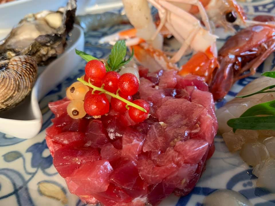 Lungomare Restaurant - tartare di tonno