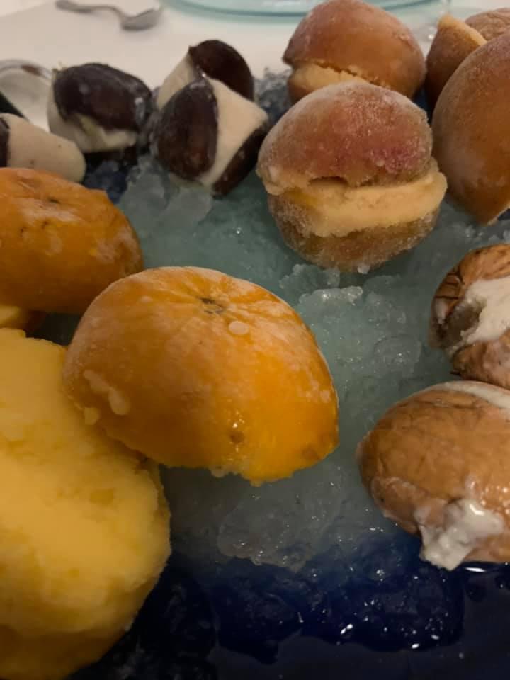 Casamare, i gelati di Matteo