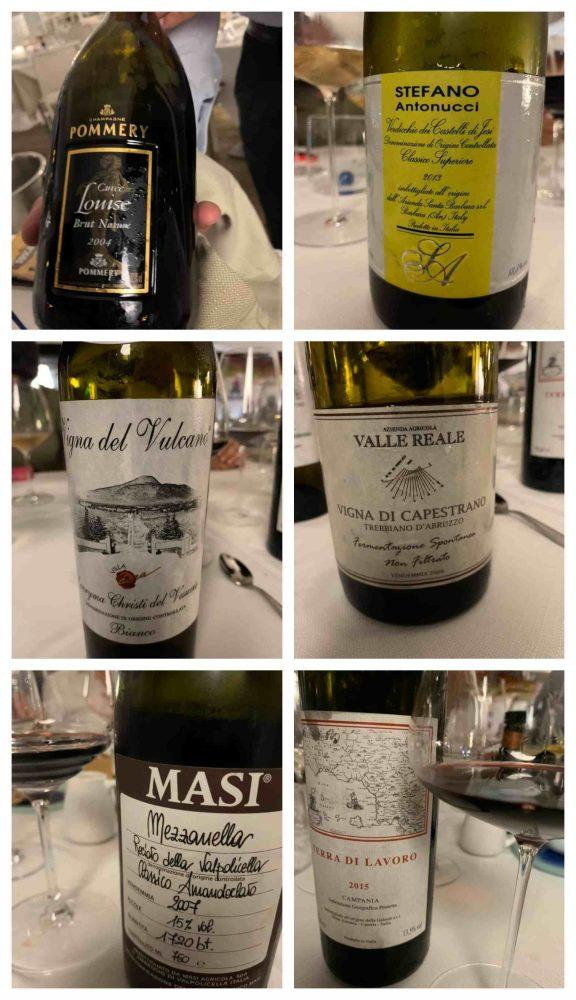 Casamare - champagne e vini