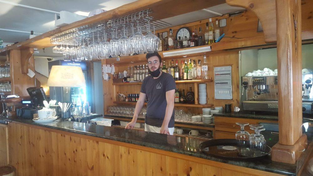 Lago Pineta - bancone birre