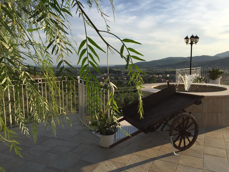 Villa Marchesa, uno scorcio panoramico