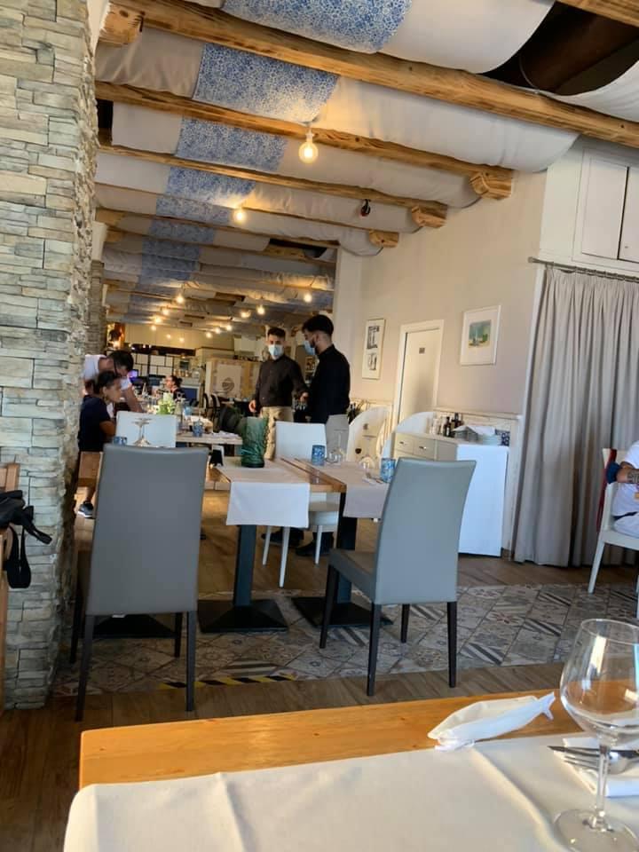 Lungomare Restaurant - sala