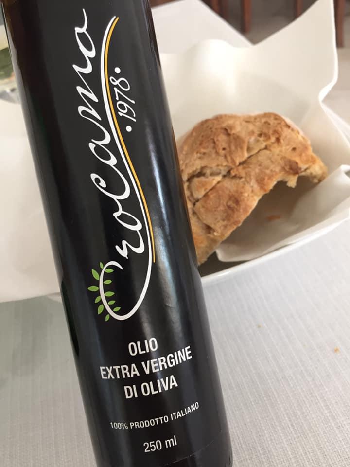 Villa Marchesa, pane e olio