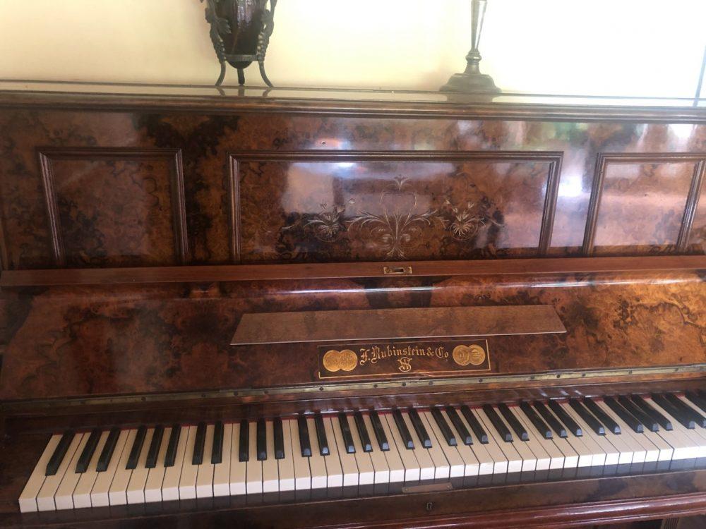 Agriturismo Sorgituro - pianoforte
