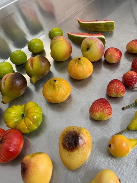 Al San Domenico - frutta di Martorana