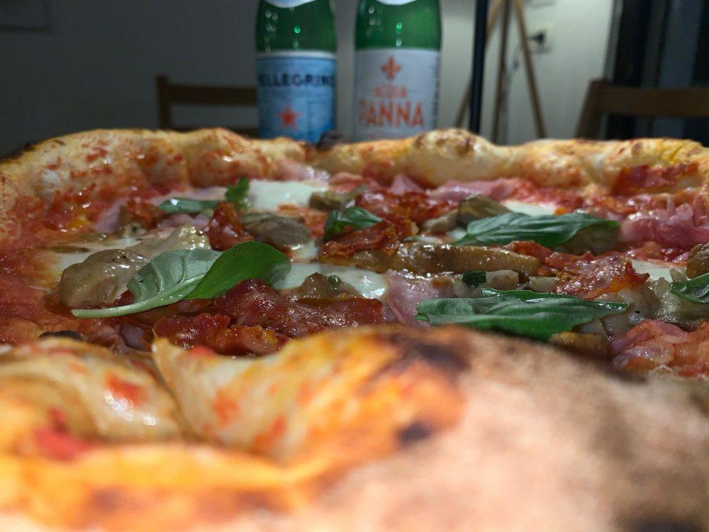 Alberto Pignanelli Pizza e Fritti - capricciosa