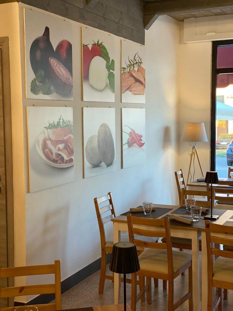 Alberto Pignanelli Pizza e Fritti - sala interna