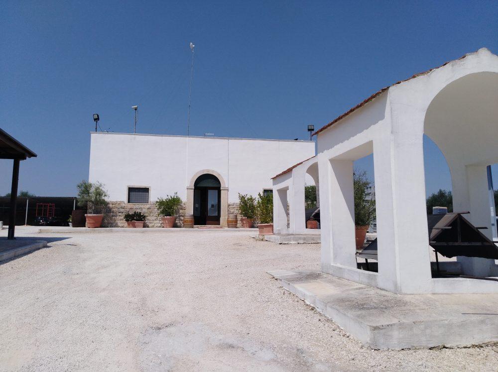 Azienda Agricola Conte Spagnoletti Zeuli