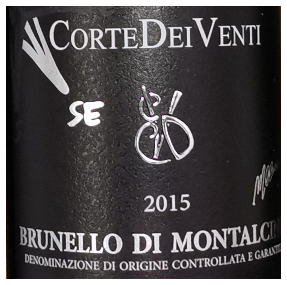Brunello di Montalcino Docg 2015
