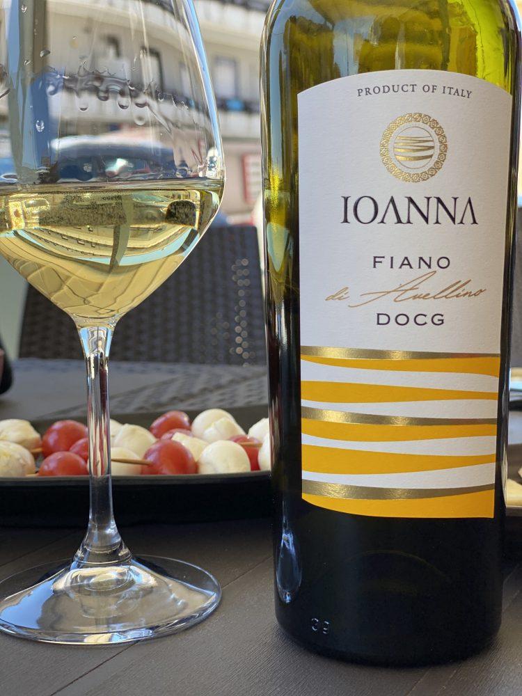 Cantina Ioanna - Fiano di Avellino 2019