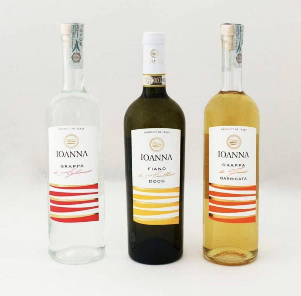 Cantina Ioanna - Fiano di Avellino e grappe