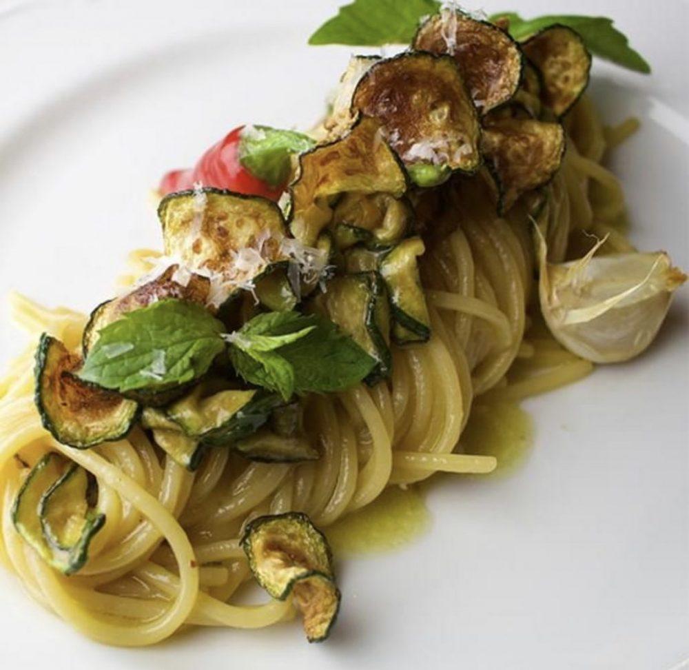 Carosello - Spaghettone alla Nerano
