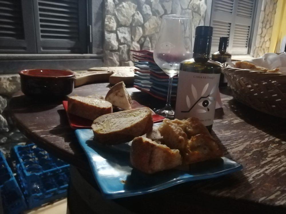Casa Setaro - Pani antichi a lievitazione naturale e olio extravergine d'oliva Casa Setaro