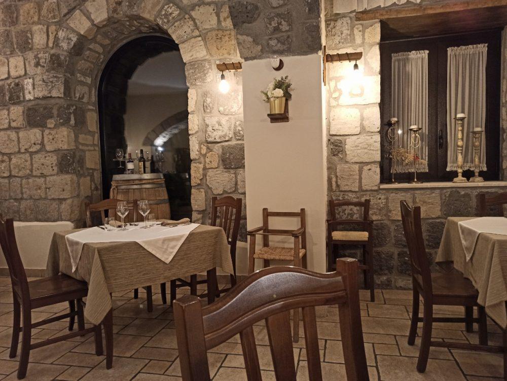 Casale Anvidama - La Sala interna