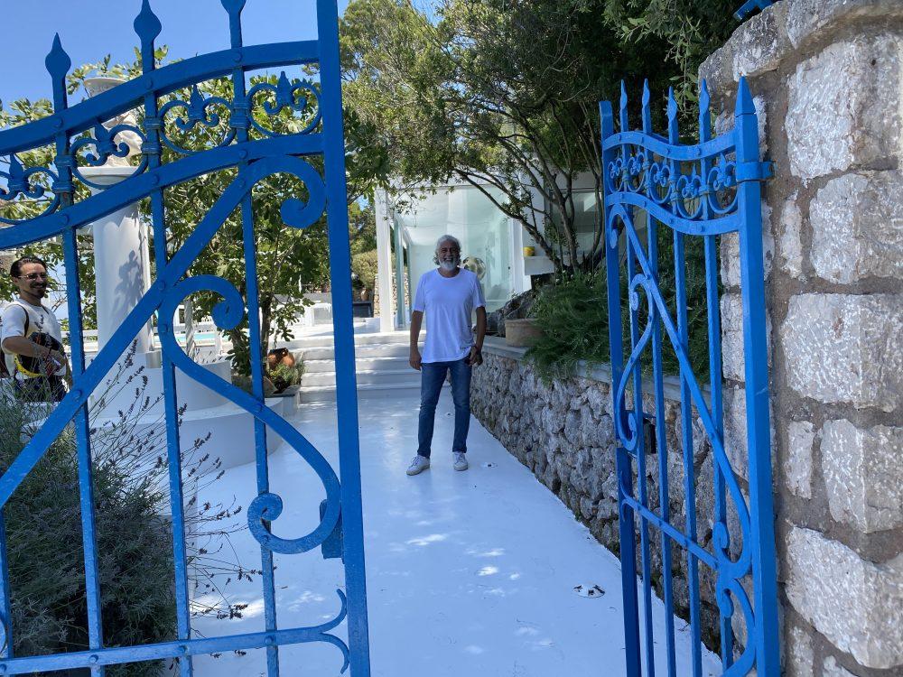 Chalet Azzurro Capri - Francesco Senesi