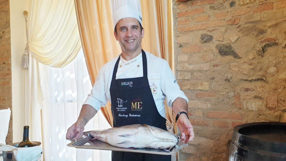 Chef Giuseppe Romano