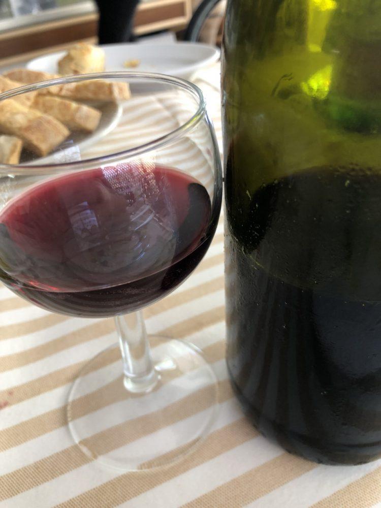 Da Giannino - vino Furore rosso
