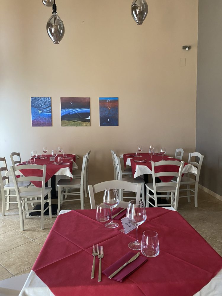 Enosteria Tage' - sala ristorante