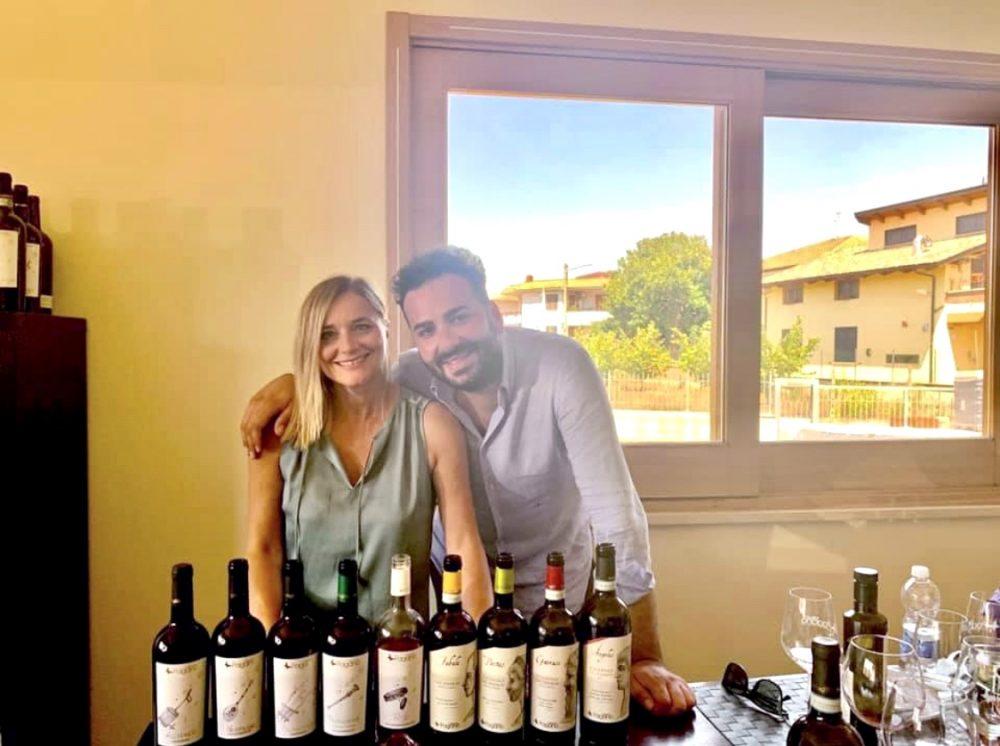 Fattoria Pagano - Angelo Pagano e Antonella Amodio