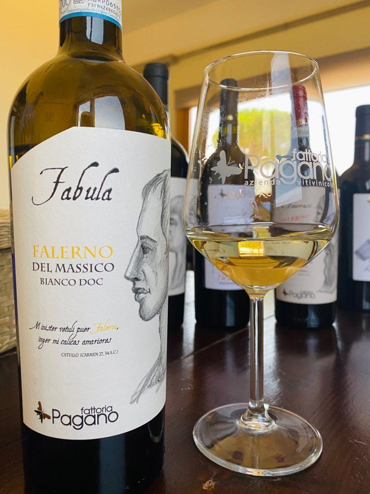 Fattoria Pagano - Falerno del Massico Bianco Fabula
