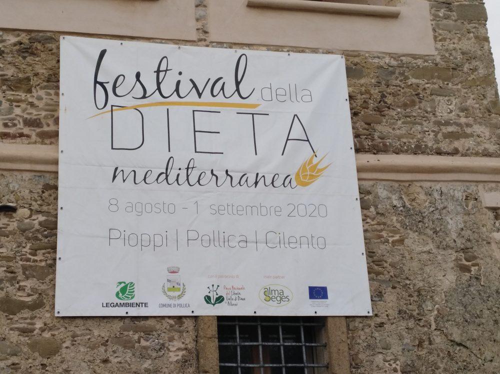 Festival della Dieta Mediterranea 2020 a Pioppi