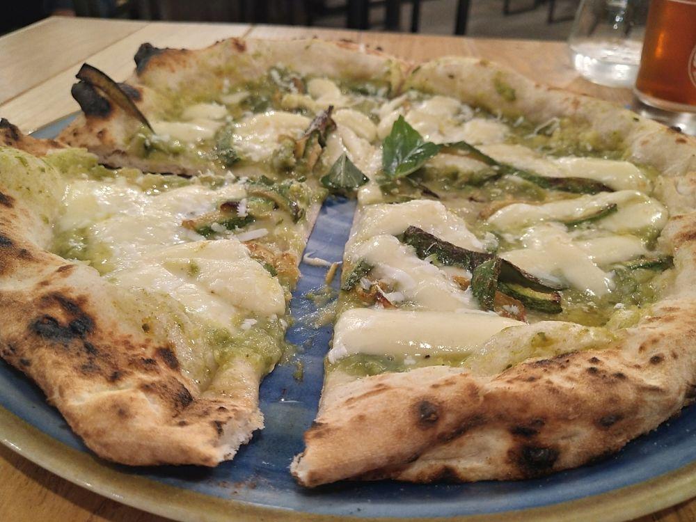 Foorn - pizza zucchina al quadrato