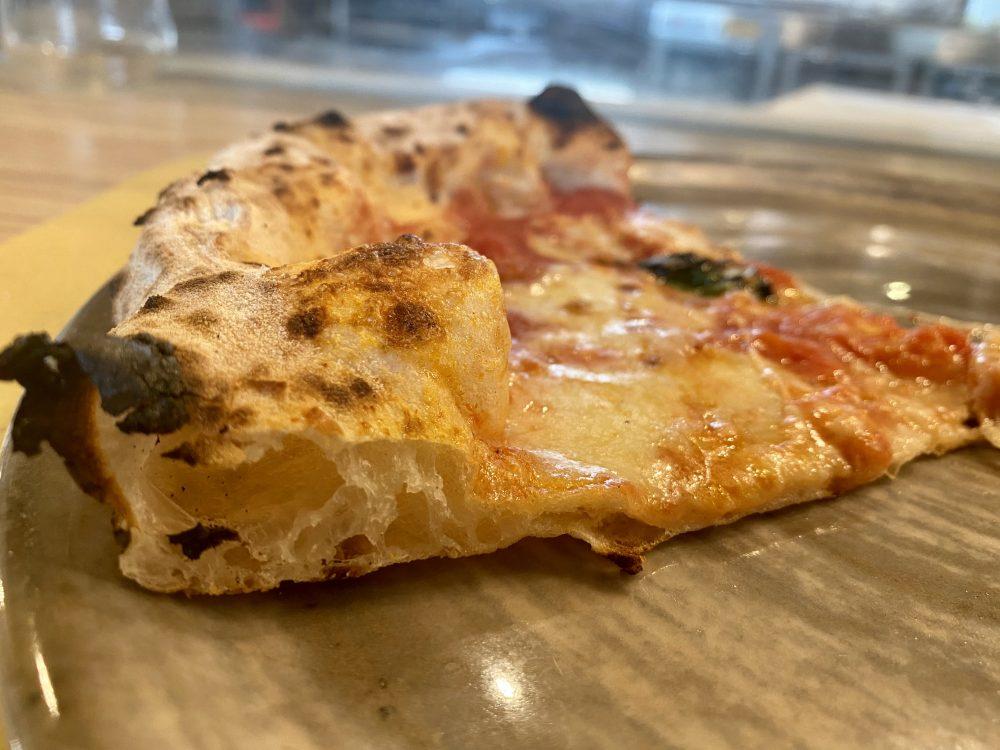 Foorn - sezione pizza tonda Margherita