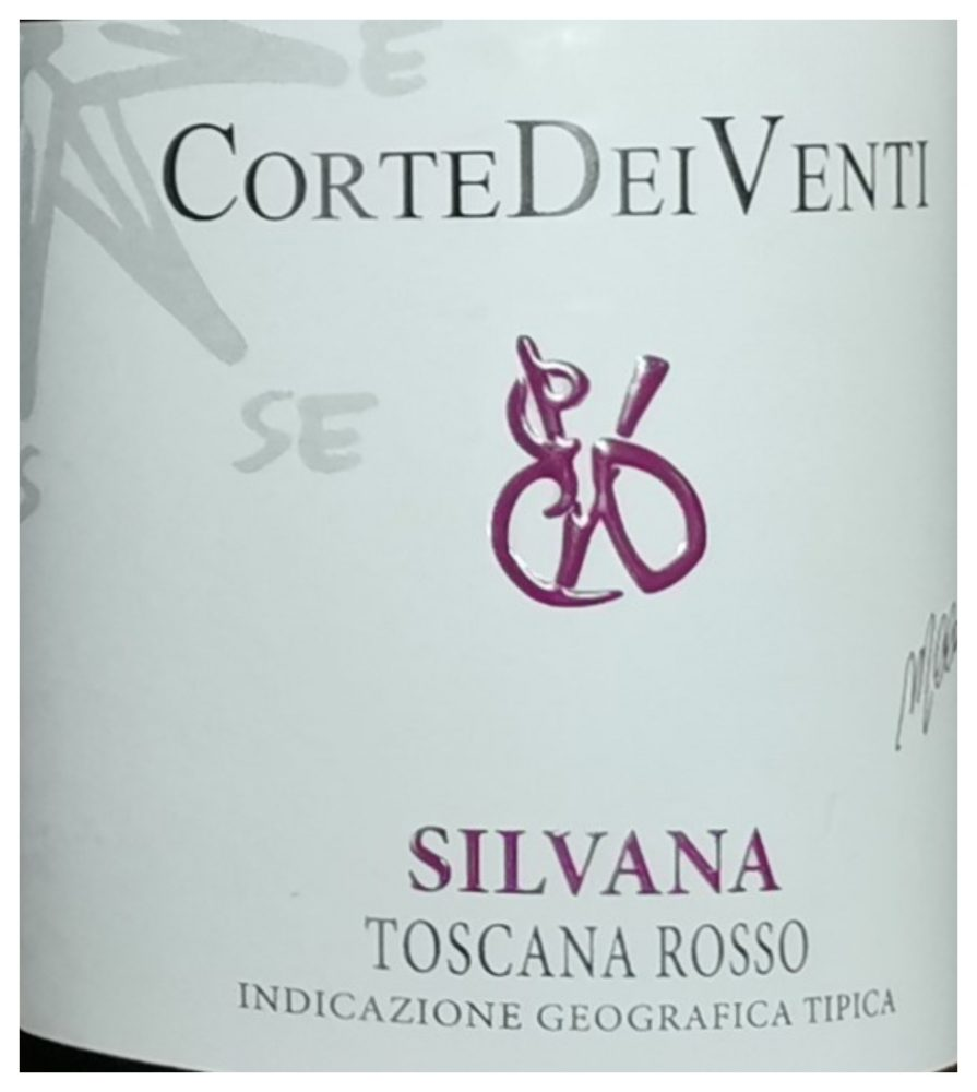 IGT Toscana Rosso 2016 Silvana