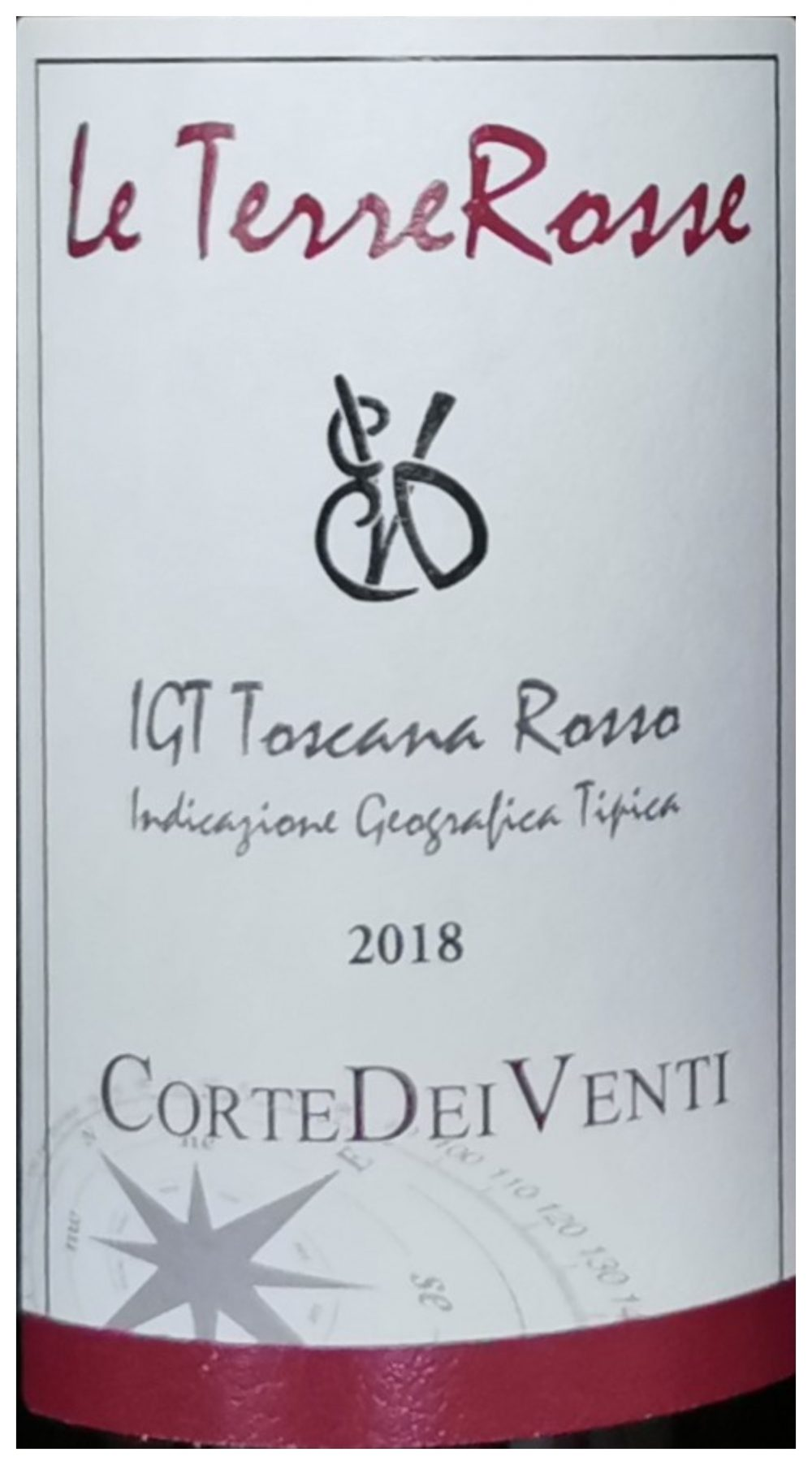 IGT Toscana Rosso 2018 Le Terre Rosse