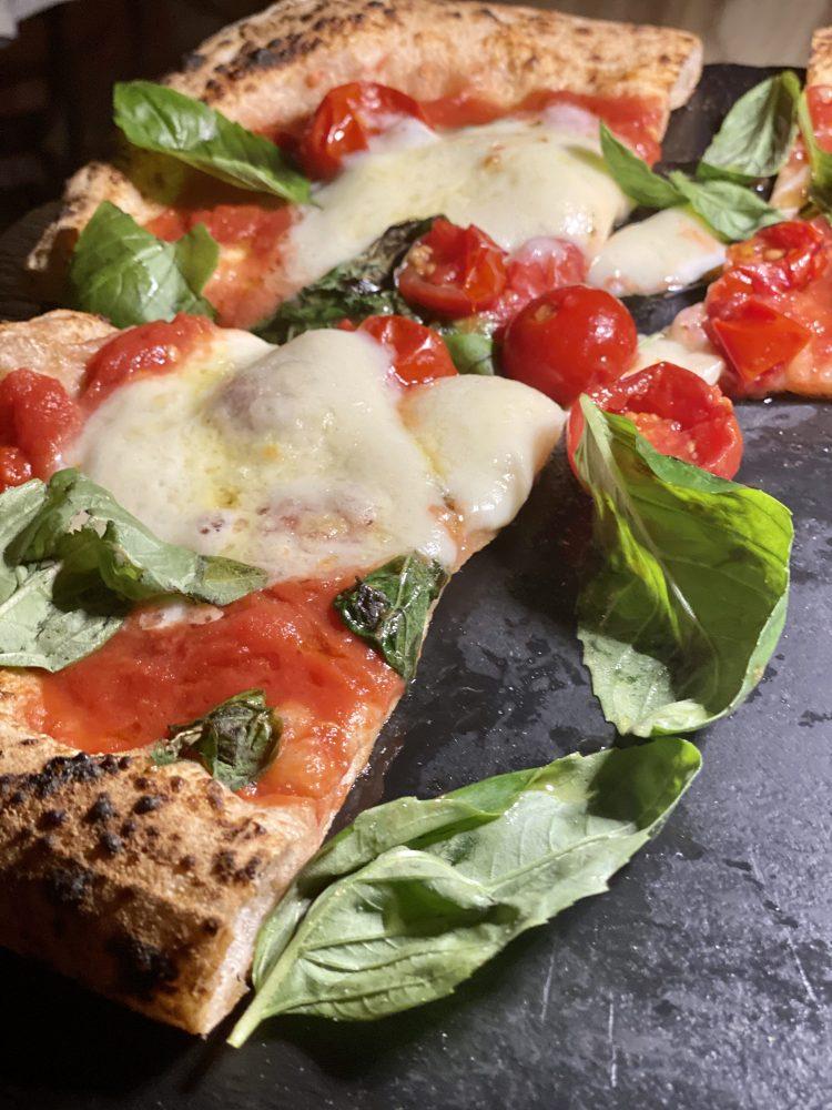 La Contrada - pizza Eccellenza dop