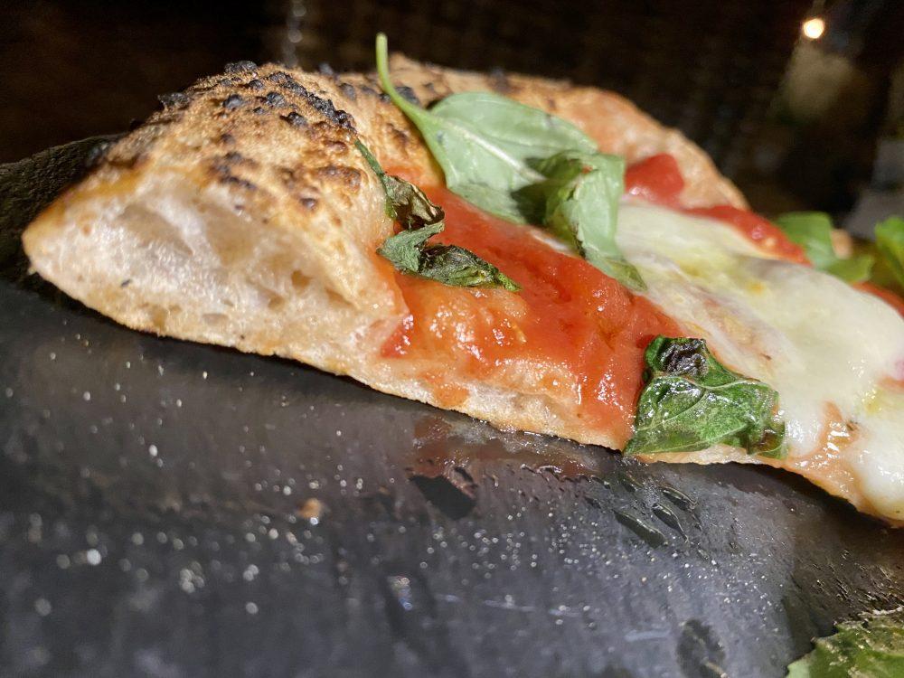 La Contrada - sezione pizza