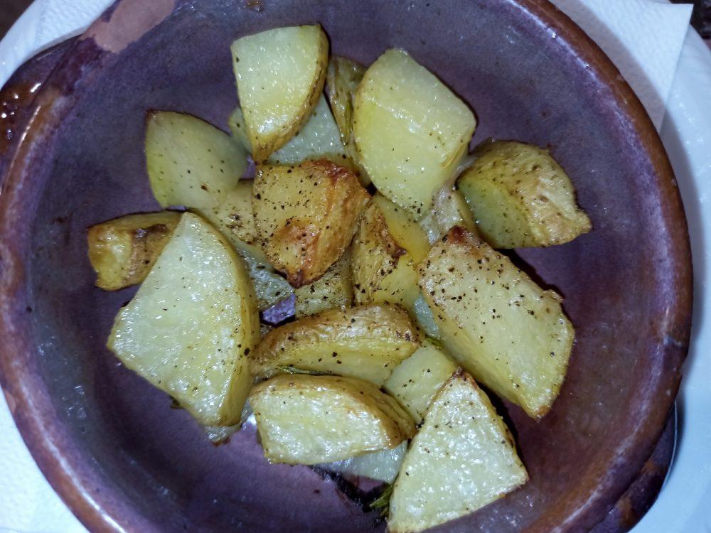 Masseria Aglio Piccolo - Le Patate al forno