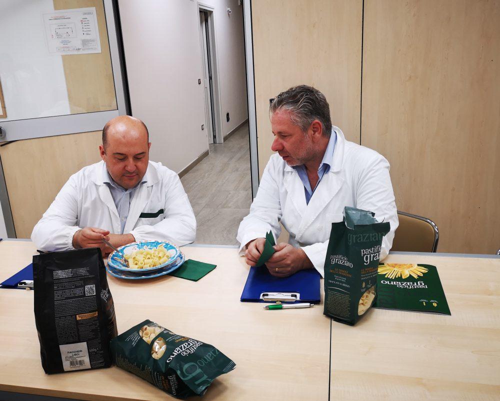 Pastificio Graziano - Andrea D'Urso e Alessandro Pipero