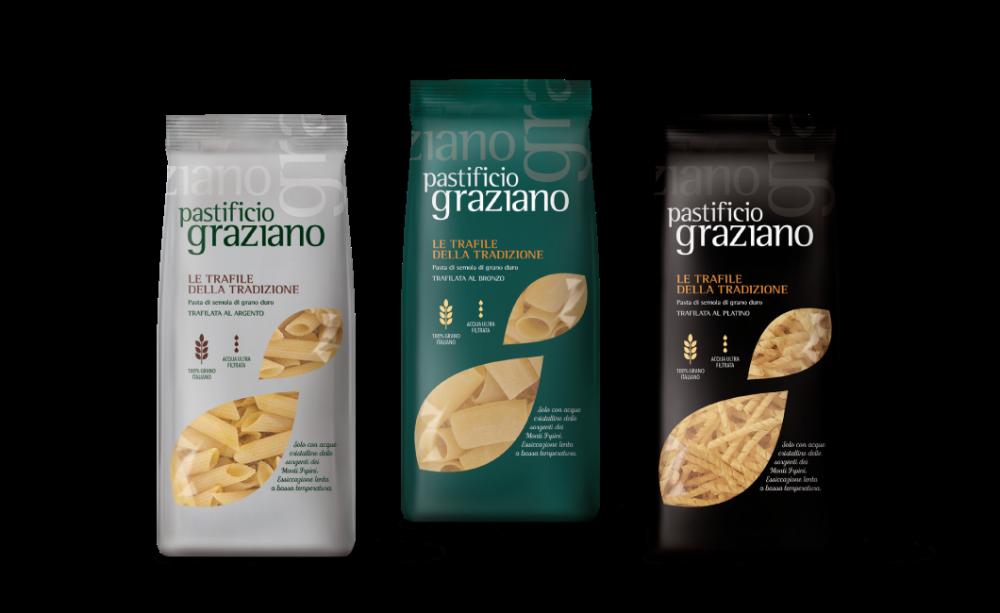 Pastificio Graziano - linea-trafile