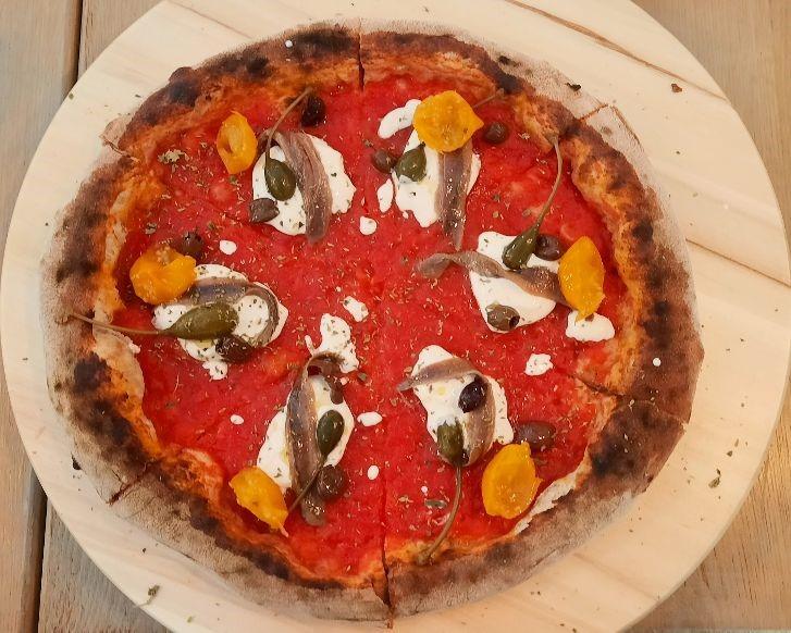 Pizzeria La Bufala -pizza Napoli in estate