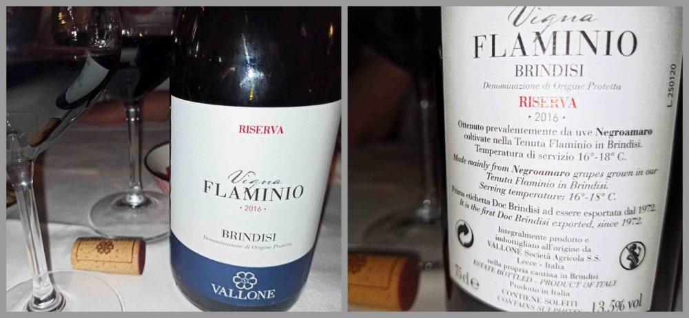 Pomodoro e Basilico - il vino
