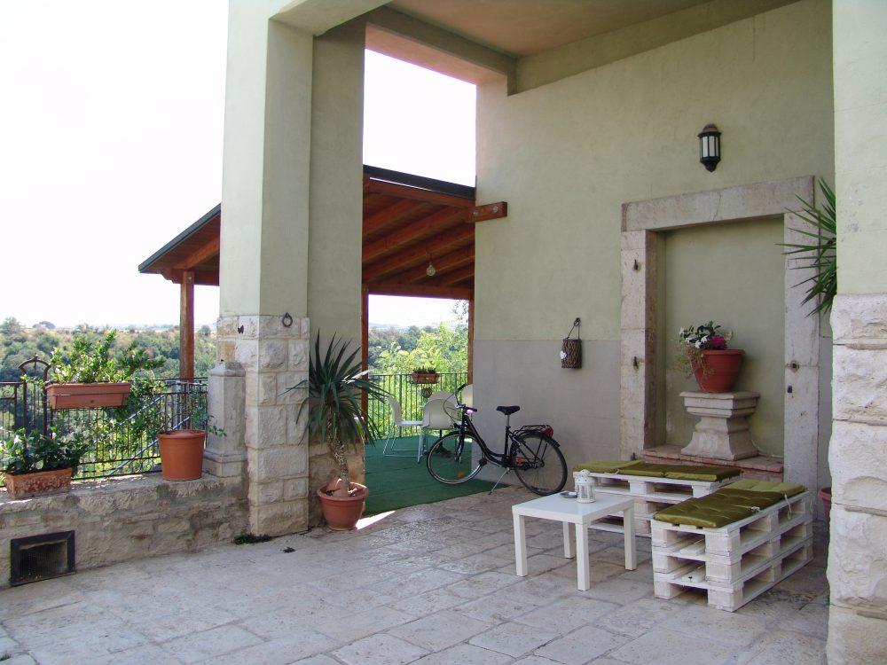 Ristorante Al Baliaggio - Terrazza esterna riservata