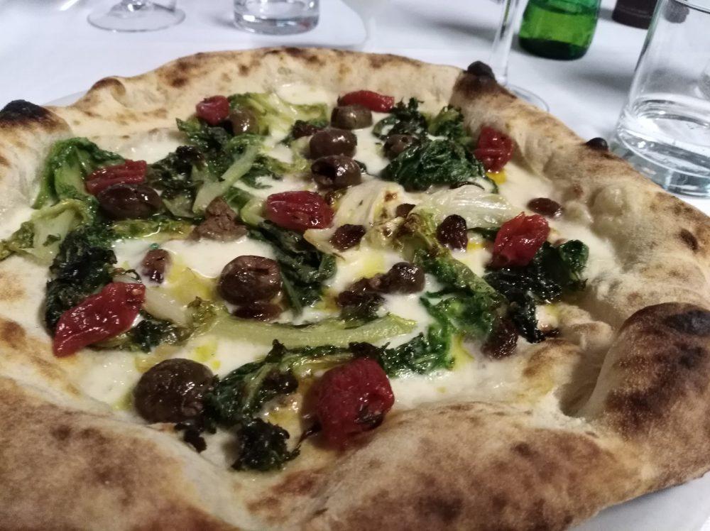 Ristorante Il Ghiottone - Pizza Paisanella